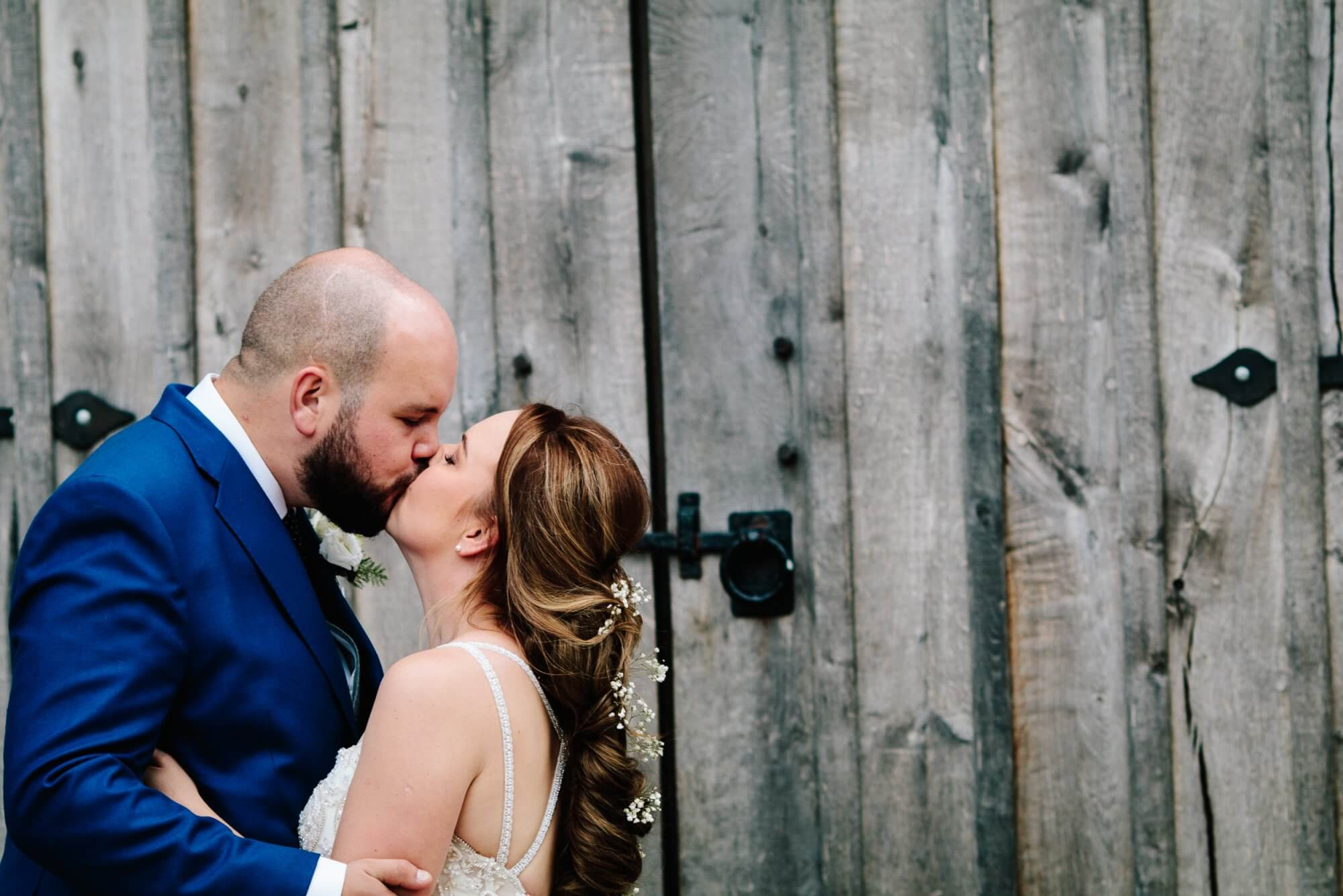 Wedding Photography East Grinstead: DIY Yoghurt Rooms Wedding With Sharp Suits, Taxis And Ice
